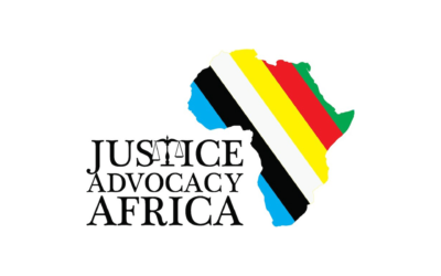 Randal Kelly's work with the Justice Advocacy Africa Project